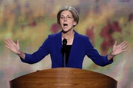 Senator Elizabeth Warren (Democrat, from Massachusetts)