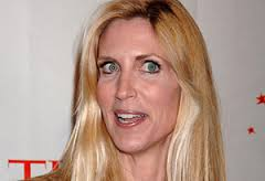 Crazy Anti-Semitic Twitter Lady Ann Coulter