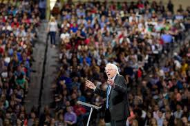 Sanders Speaking at Liberty U.