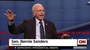Larry David as Bernie Sanders